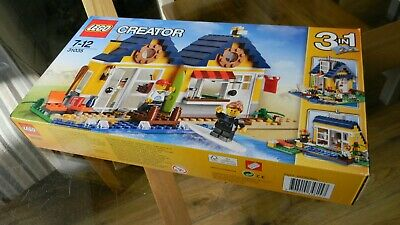 Lego Creator - Beach Hut 31035 ** Rare NEW Sealed ** • 33.80£