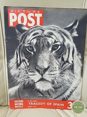 Picture Post Magazine, February 4th 1939 • 5.99£