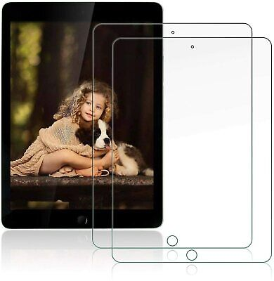 AU13.99 • Buy Clear Tempered Glass Screen Protector For IPad 5th/6th/7th/8th Gen Air2/4