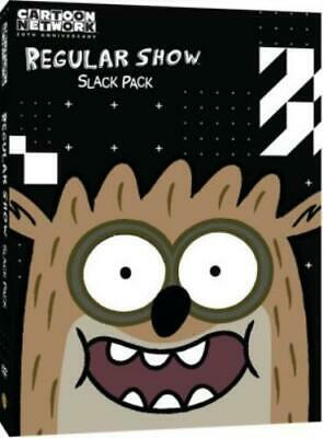 REGULAR SHOW: THE SLACK PACK (Region 1 DVD,US Import.) • 11.59£