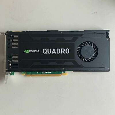 $ CDN188.42 • Buy Nvidia Quadro K4000 Works In The Middle Ages