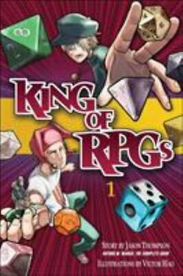 King Of RPGs 1 By Jason Thompson • 2.93£