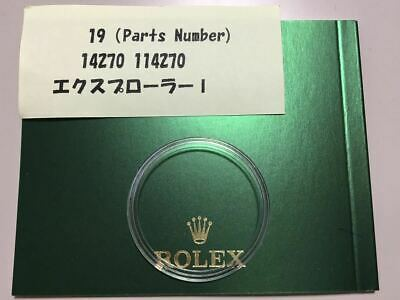 $ CDN148.63 • Buy Rolex 14270 114270 Explorer??Bezel Cover Genuine Accessories