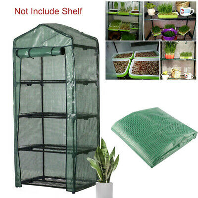 Greenhouse Walk In With Reinforced Cover Mini Replacement Decoration Covers • 15.69£