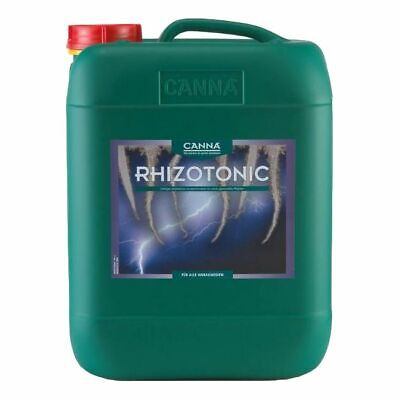 Canna Rhizotonic 10 Litres Root Stimulator Stress Reliever Nutrient Additive • 99£