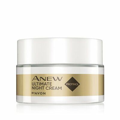 £7 • Buy Avon Anew Ultimate Day Or Night Firming Cream Spf 25 With Protinol