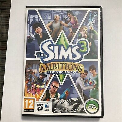 The Sims 3 Ambitions Expansion Pack Pc Game • 5.49£
