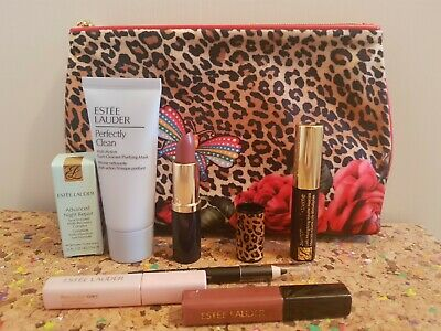 ESTEE LAUDER Gift Set Includes Make Up Bag And Beautiful Belle Perfume • 25.99£
