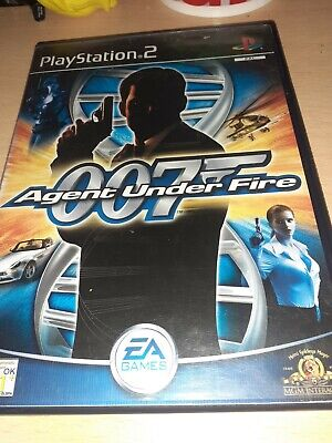 James Bond 007: Agent Under Fire (Sony PlayStation 2) - PAL - Great Condition • 1.60£