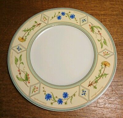 £7.50 • Buy Villeroy And Boch Eden Small China Dinner Side Plate 22cm Excellent Condition
