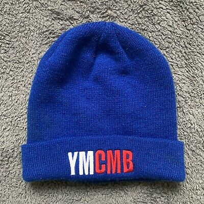YMCMB Beanie - Blue • 8£