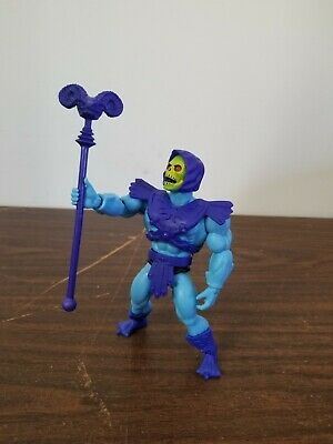 $20.69 • Buy Masters Of The Universe Origins Skeletor 5.5  Loose Figure W/ Staff Only