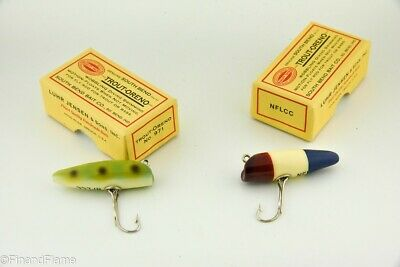 $ CDN7.53 • Buy NFLCC Trout Oreno Fly Fishing Lure Box Lot Of 2 LC48