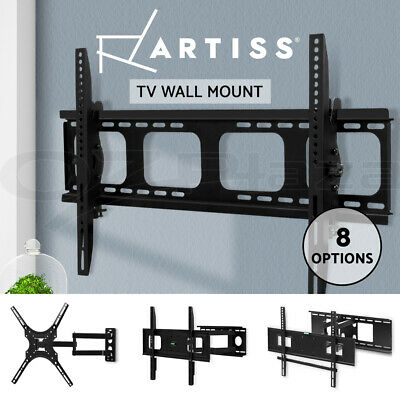 AU36.95 • Buy Artiss TV Wall Bracket TV Mount Full Motion Swivel Tilt LCD LED 20-80 Inch