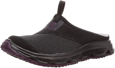 Salomon RX SLIDE 4.0 W, Black Black/Black/Potent Purple, 8.5 UK • 65.37£