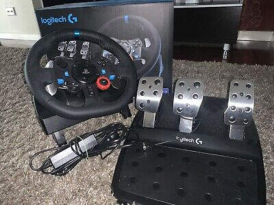 AU357 • Buy Logitech G29 Steering Wheel And Pedals