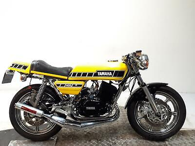 Yamaha Rd400e 1977*matching Numbers*cafe Racer*awesome Condition* • 6,599£