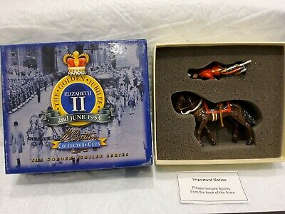 William Britain Golden Jubilee Officer, Yeomen Of The Guard - Mint • 45£