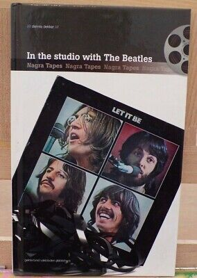 The Beatles [in The Studio With The Beatles,] The Nagra Tapes. • 14.99£