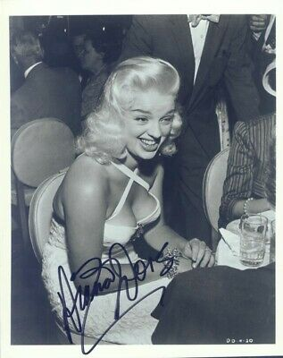 £450.65 • Buy Diana Dors - Autographed Signed Photograph