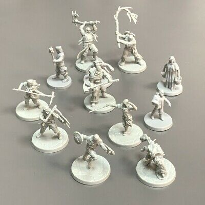 AU6.36 • Buy Random Lot 5 Warriors Dungeons & Dragons Board Game Miniatures Role Figure Toys