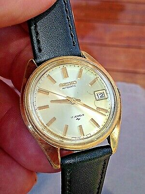 $ CDN47.66 • Buy Men's VERY RARE VINTAGE 1969 SEIKO 7005A 17 JEWELS CAL 789 AUTOMATIC G/P Watch