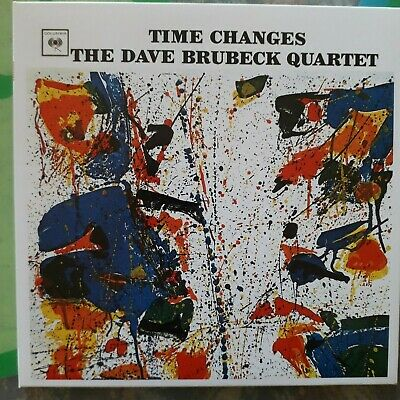 THE DAVE BRUBECK QUARTET:TIME CHANGES  (1964 Album) Columbia CD Inc .Iberia~NEW  • 2.99£
