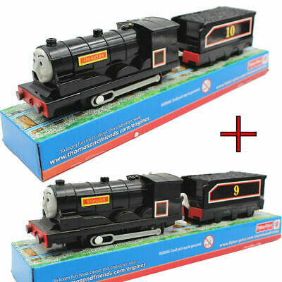 Trackmaster Thomas Battery Motorized Toy Train- Douglas + Donald & Tender Set • 30.99£