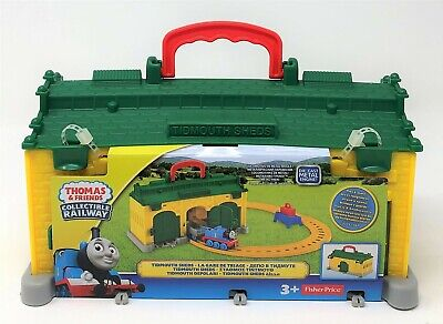 £16.99 • Buy Toy Tidmouth Sheds Thomas And Friends Collectible Railway Track With Engine