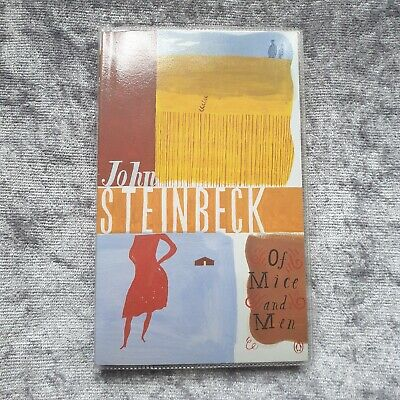 Of Mice And Men By John Steinbeck (Paperback, 2001) • 1£