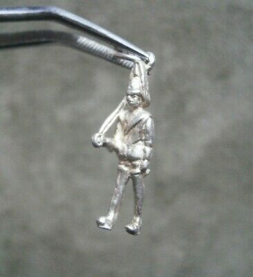Vintage Sterling Silver Dismounted Household Cavalry Soldier Charm Pendant ~1.5g • 7.99£