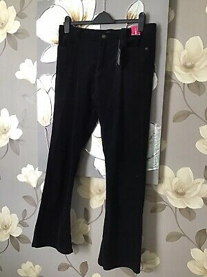 Brand New Bootcut Cord Jeans Size 16 ♡ ♡  ♡ • 4.50£