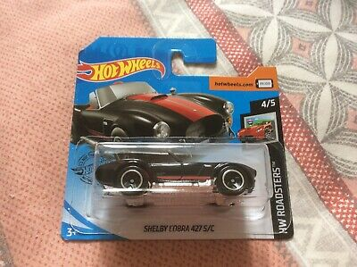 Hot Wheels Roadsters - Shelby Cobra 427 S/C • 2£