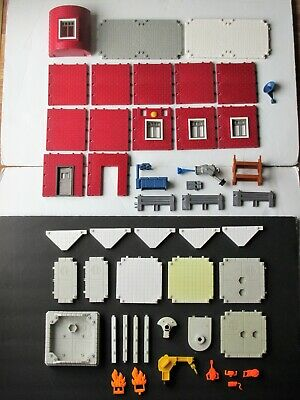 Fisher Price Imaginext Fire Station Rescue Center Replacement Parts Lot 78328 • 10.85£