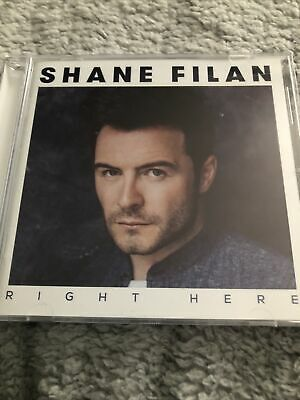 Shane Filan : Right Here CD (2015) Value Guaranteed From EBay's Biggest Seller! • 1£