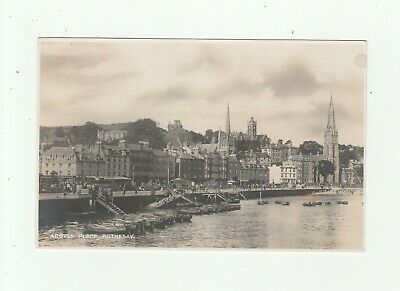 Scotland. Rothesay. Argyll Place. Real Photo Postcard. Posted In 1924. • 0.99£