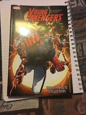 Young Avengers 1 • 6.80£