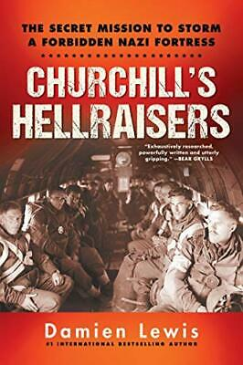 Churchill's Hellraisers By Damien Lewis (Hardback, 2020) • 16.40£