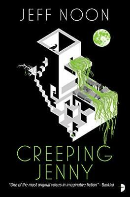 £8.80 • Buy Creeping Jenny By Jeff Noon (Paperback, 2020)