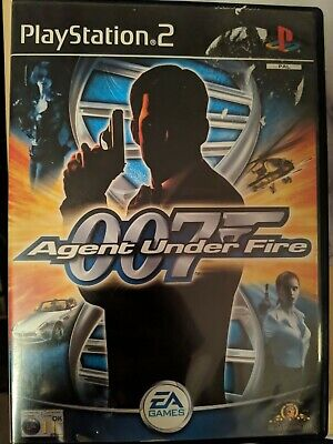 007: Agent Under Fire PS2 • 5.95£