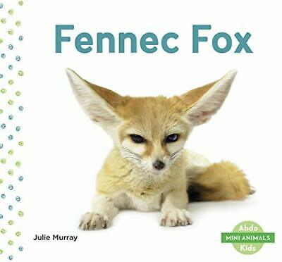 Fennec Fox By Julie Murray (Paperback, 2020) • 7.90£