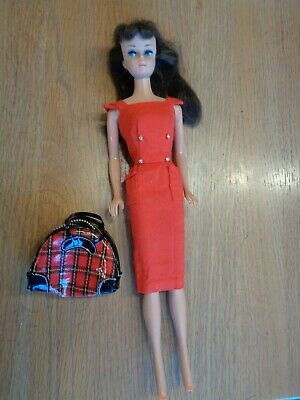 $ CDN80.45 • Buy Vintage 1963 Barbie Midge Doll Ponytail With Accessories - Rare Take A Look!