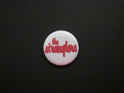 THE STRANGLERS  - NOVELTY  -1   Button Badge - Music - Free Uk Postage • 1.80£