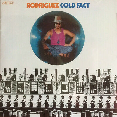ID1167z - Sixto Rodriguez - Cold Fact - 00602577896255 - CD • 10.71£