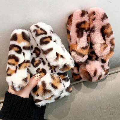 Cute Leopard Fur Diamond Bunny Ears Soft Case Cover For IPhone 12 Pro 11 XS 8 7 • 4.95£