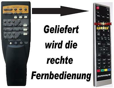 Replacement Remote For Yamaha RAV6 VV48660 DSP-E492 DSPE492 Amplifier New Item • 14.62£