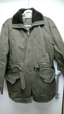 ANDERSON Coat With Belt Size 44 • 12£