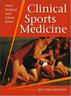 £70.97 • Buy Clinical Sports Medicine, Revised 2nd Edition
