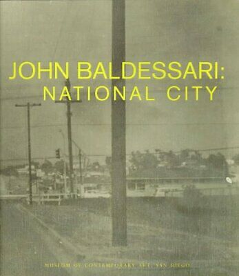 John Baldessari: National City • 131.39£