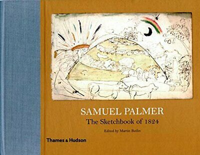Samuel Palmer The Sketchbook Of 1824 • 33.03£